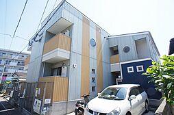 クレフラスト唐原[1階]の外観