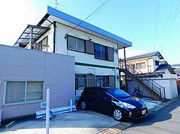 福岡県北九州市小倉北区熊谷1丁目の賃貸アパートの外観