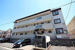 愛知県名古屋市中川区畑田町3丁目の賃貸マンションの外観