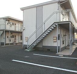 コーポウィスタリアA[1階]の外観