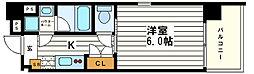 reflex(リフレックス)[10階]の間取り