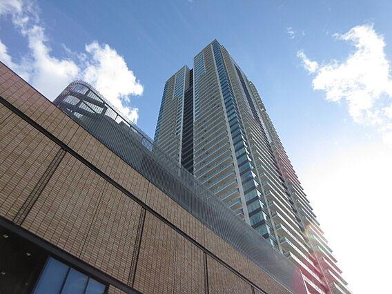 52階建のタワ...