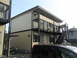 ファーストA[2階]の外観