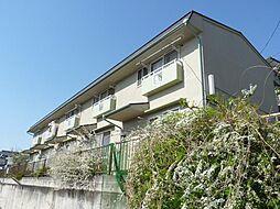 神奈川県川崎市宮前区宮崎の賃貸アパートの外観