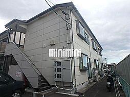 苦竹コーポワタナベ[2階]の外観