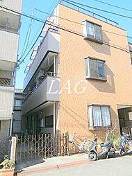 東京都江東区石島の賃貸マンションの外観