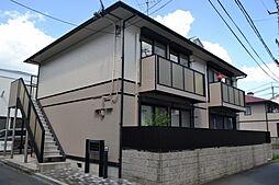 大阪府寝屋川市石津東町の賃貸アパートの外観