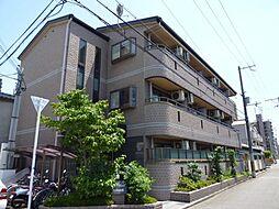 ヴォーヌング三国ヶ丘[1階]の外観