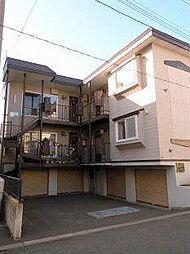 カメヤハイツII[2階]の外観