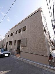 東急目黒線 不動前駅 徒歩5分の賃貸アパート
