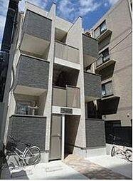 千葉県柏市東1丁目の賃貸アパートの外観