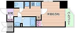 BONNY松崎町[9階]の間取り