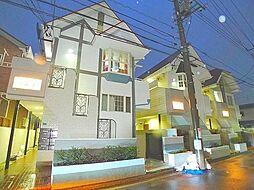 埼玉県川口市並木元町の賃貸アパートの外観