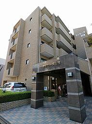 福岡県福岡市早良区百道1丁目の賃貸マンションの外観