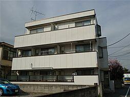 神奈川県横浜市港北区箕輪町15丁目の賃貸マンションの外観