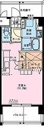 (仮称)別府町マンション[7階]の間取り