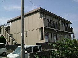 桐山ハイツ[1階]の外観