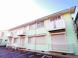埼玉県所沢市花園2丁目の賃貸アパートの外観