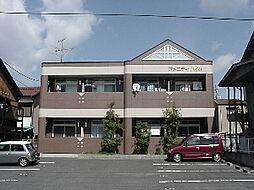 愛知県名古屋市西区南堀越1丁目の賃貸マンションの外観