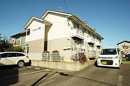 新潟県新潟市北区川西2丁目の賃貸アパートの外観
