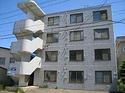 ビッグバーンズマンション北郷III[301号室]の外観