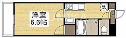 assicurato西川原[2階]の間取り