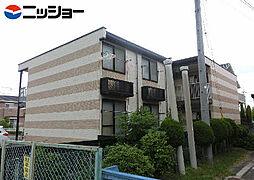 レオパレスセレナ学戸[2階]の外観
