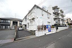 兵庫県神戸市須磨区松風町6丁目の賃貸アパートの外観