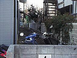 ベアーウッド[1階]の外観