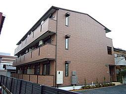 埼玉県さいたま市中央区本町西4丁目の賃貸アパートの外観