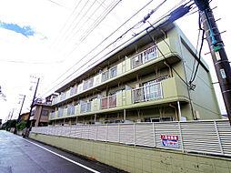 東京都小平市学園西町3の賃貸マンションの外観