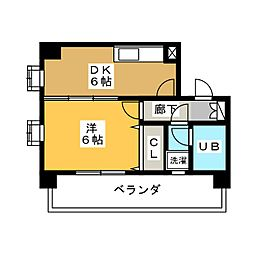 日比野駅 4.4万円