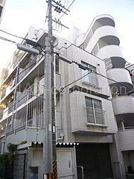 十三ハウス[2階]の外観