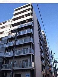 東京都墨田区東駒形の賃貸マンションの外観