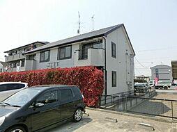 愛知県清須市西田中長堀の賃貸アパートの外観