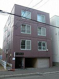ノースツインB棟[2階]の外観