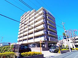 東京都練馬区大泉町6丁目の賃貸マンションの外観