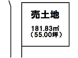 那賀川町工地 売土地