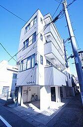 今泉2丁目 2K アパート[4階]の外観