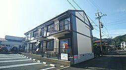 静岡県静岡市葵区羽鳥5丁目の賃貸アパートの外観