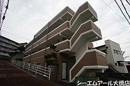 ラフィーネ友泉[3階]の外観
