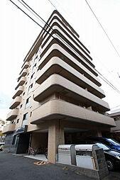 広島県広島市南区皆実町4丁目の賃貸マンションの外観