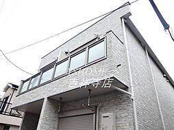京王井の頭線 三鷹台駅 徒歩19分の賃貸アパート