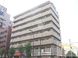 ドムール長居南館[3階]の外観