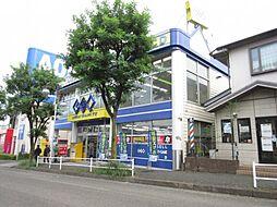 東京都町田市南成瀬7丁目の賃貸マンションの外観