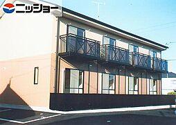 ブランシェHiroA棟[2階]の外観
