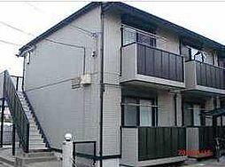 神奈川県川崎市高津区坂戸2丁目の賃貸アパートの外観