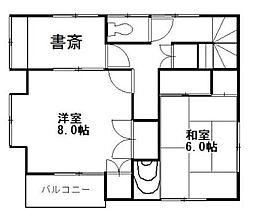 [一戸建] 神奈川県厚木市戸室5丁目 の賃貸【/】の間取り