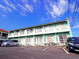 埼玉県所沢市若狭3丁目の賃貸アパートの外観