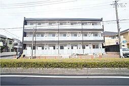 埼玉県川口市芝中田2丁目の賃貸マンションの外観